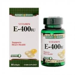 Viên uống Nature\'s Bounty Vitamin E 400IU