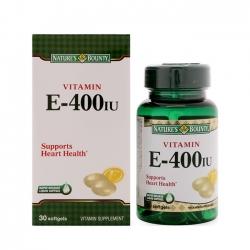 Nature\'s Bounty Vitamin E-400IU
