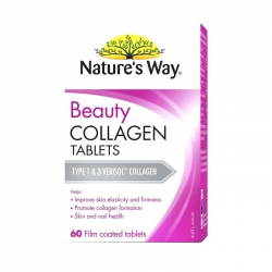 Tpbvsk Nature's Way Beauty Collagen Tablets, Hộp 60 viên