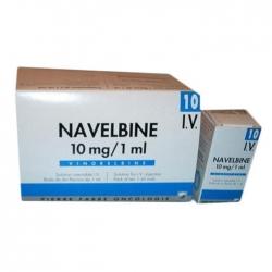 Thuốc Navelbine 10mg/1ml, Hộp 1ml