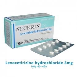 NECERIN TAB Levocetirizin Hydorocloride 5mg