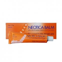 Thuốc dùng ngoài Neotica Balm 25gr