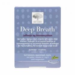 New Nordic  Deep Breath, Hộp 15 viên