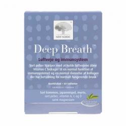 New Nordic Deep Breath, Hộp 60 viên
