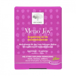 New Nordic Meno Joy, Hộp 40 viên