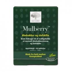 New Nordic Mulberry, Hộp 40 viên