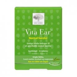 New Nordic Vita Ear, Hộp 15 viên
