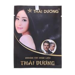 Nhuộm tóc dược liệu Thái Dương - Hộp 5 gói
