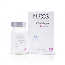 Viên uống ngăn ngừa lão hóa da Nucos Collagen 90 viên