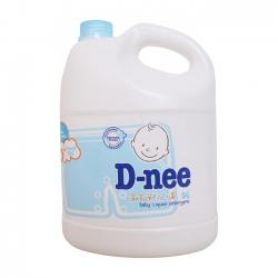 Nước giặt xả Dnee 3000ml (màu xanh)