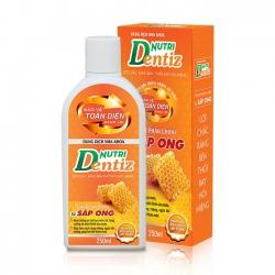 Nước súc miệng Nutri Dentiz, Chai 250ml