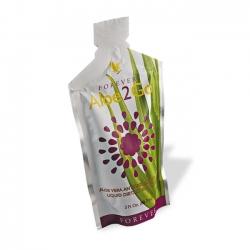 Nước uống dinh dưỡng Forever Aloe2Go - Ms 270