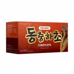 Nước uống Đông trùng Hạ thảo Welson Cordyceps hộp 10 chai 75ml