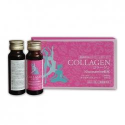 Nước uống TKK Collagen 5000mg Glucosamine 300mg, Hộp