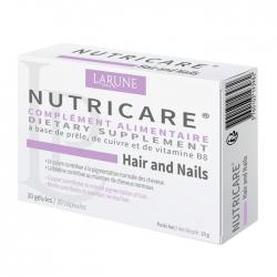 Nutricare Hair And Nails Larune Paris 30 viên - Viên uống móng tóc