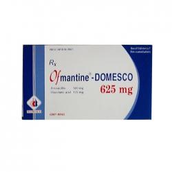 Thuốc kháng sinh DMC Ofmantine 625mg, Hộp 35 viên