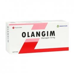 Olangim Agimexpharm 5 vỉ x 10 viên