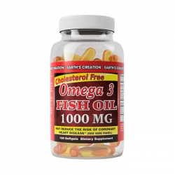 Omega 3 Earth's Creation Omega 3 EPA Fish oil 1000mg 100 viên