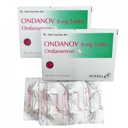 Thuốc tiêu hóa Ondanov 8mg Tablet 12 viên