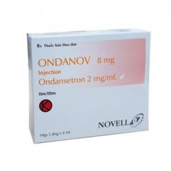 Thuốc tiêu hóa Ondanov 8mg Injection 5 ống