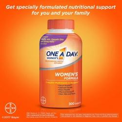 One A Day Women s Multivitamin Formula | Chai 300 viên