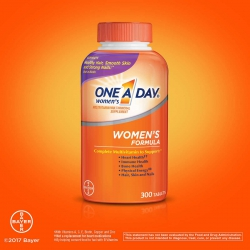 One A Day Women s Multivitamin Formula | Chai 300 viên