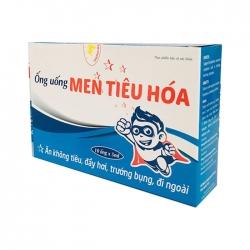 Ống uống Men tiêu hóa Kingphar, Hộp 10 ống