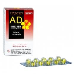 OPC Vitamin AD, Hộp 40 viên