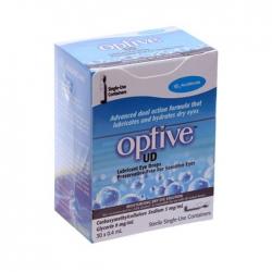Thuốc dùng ngoài Optive UD, Hộp 30 ống x 0.4ml