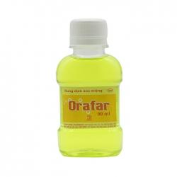 Pharmedic Orafar, Chai 90ml