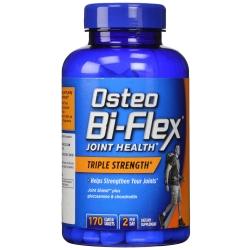 Tpbvsk xương khớp Osteo Bi-Flex Triple Strength, Chai 200 viên  New
