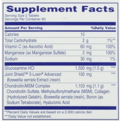 Viên uống hỗ trợ xương khớp Osteo Bi-Flex Triple Strength Glucosamine Chondroitin (Chai 120 viên)