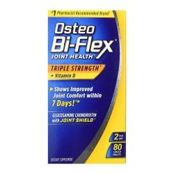 Tpbvsk xương khớp Osteo Bi-Flex Triple Strength, Chai 80 viên