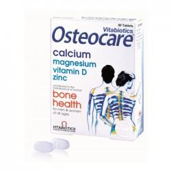 Tpbvsk xương khớp Vitabiotics Osteocare, Hộp 30 viên