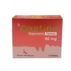 Thuốc cường dương Oxetine 60mg ( Dapoxetine 60mg )