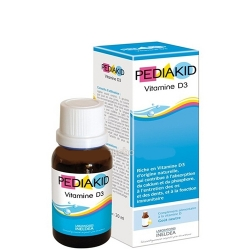 Pediakid Vitamin D3 20 ml