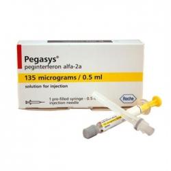 Thuốc Pegasys 135mcg/0.5ml Inj
