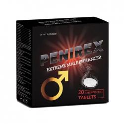 Viên sủi sinh lý nam Penirex, Hộp 20 viên
