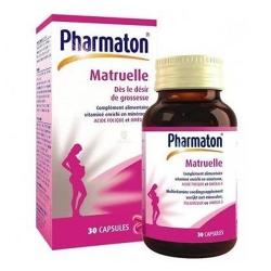 Pharmaton Matruelle, Chai 30 viên