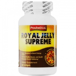 Tpbvsk Pharmekal Royal Jelly Supreme