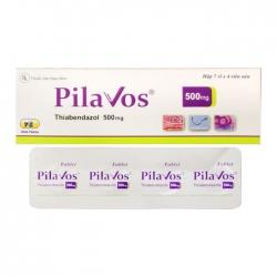 Pilavos 500mg Shine Pharma 7 vỉ x 4 viên
