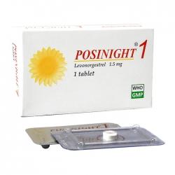 Posinight 1 Agimexpharm 1 viên
