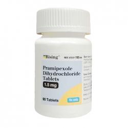 Pramipexole Tablets 1.5mg Rising 90 viên