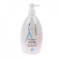 Sữa tắm khô A-Derma Primalba Gentle Cleansing Gel 500ml