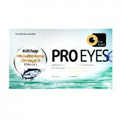 Pro Eyes For Eyes 30 viên - Viên uống bổ mắt