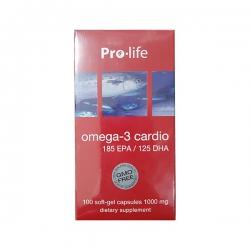 Tpbvsk Prolife Omega 3 Cardio, Hộp 100 viên