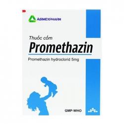 Promethazin 5mg Agimexpharm 10 gói x 1,6g