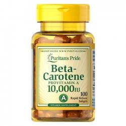 Puritan's Pride Beta-Carotene 10,000 IU