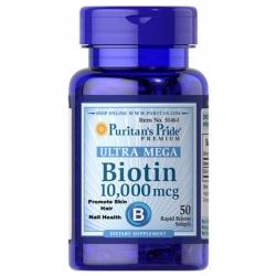 Puritan\'s Pride Biotin 10,000 mcg