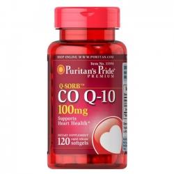 Viên uống bổ tim mạch Puritan\'s Pride Co Q-10 100mg